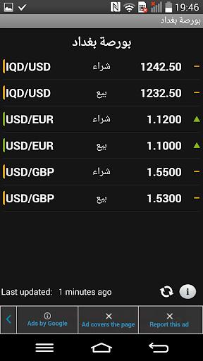 بورصة بغداد Baghdad Boursa