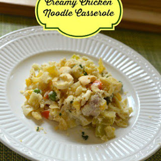 Beef And Noodle Casserole With Cream Of Mushroom Soup Recipes.