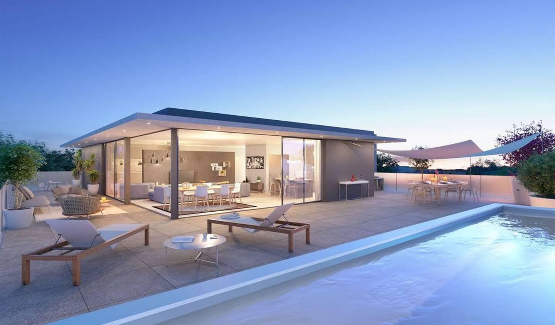 Appartement avec terrasse et piscine Castelnau-le-Lez