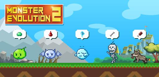 monster evolution 2 the game