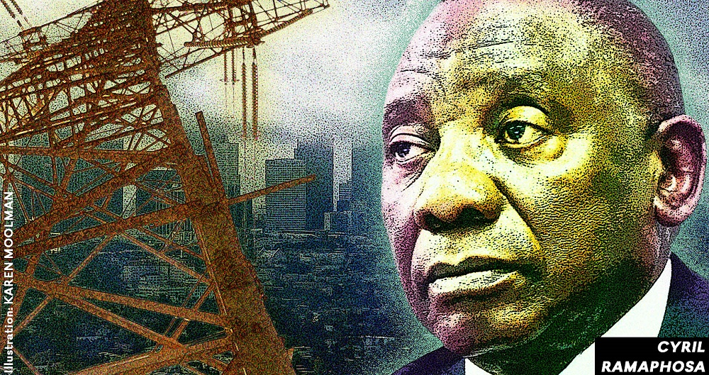 TONY LEON: Cyril Ramaphosa can take valuable pointers from Roosevelt's play book