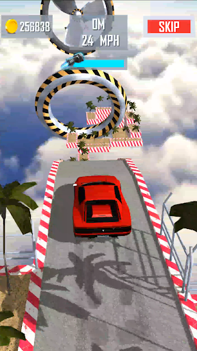 Mega Ramp Car Jumping  screenshots 7
