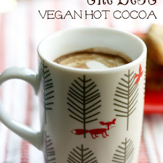The Best Vegan Hot Cocoa..
