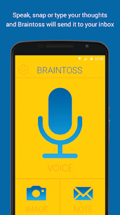 Braintoss- screenshot thumbnail