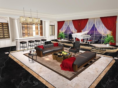 My Home Design – Luxury Interiors MOD (Money/Gems/Lives) 4