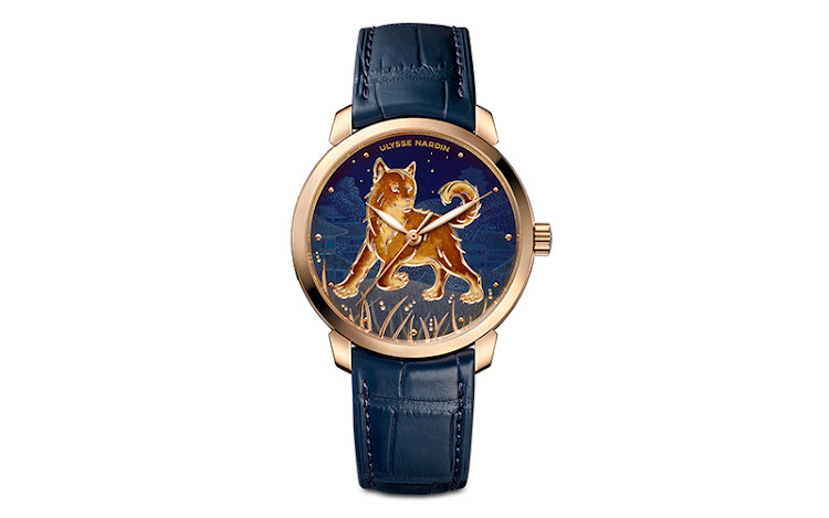 Classico Collection: Year of the Dog timepiece