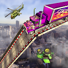 Mega Ramp Transform Racing: Impossible Stunts 3D icon