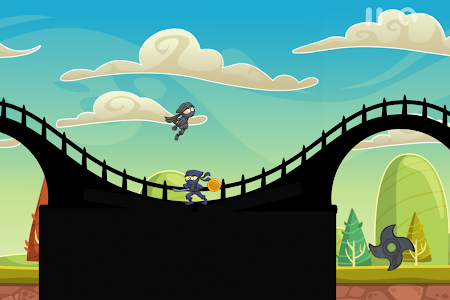 JUMPING NINJA 2 screenshot 0