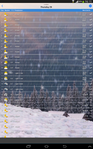 ilMeteo Weather screenshot 6