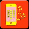 Yellow Dialer Screen icon