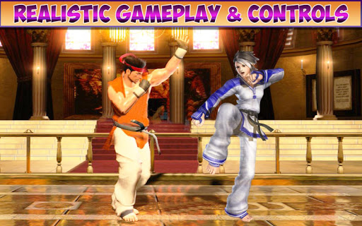 Ultimate Wrestling Clash -Kung Fu fighting game  {cheat|hack|gameplay|apk mod|resources generator} 5