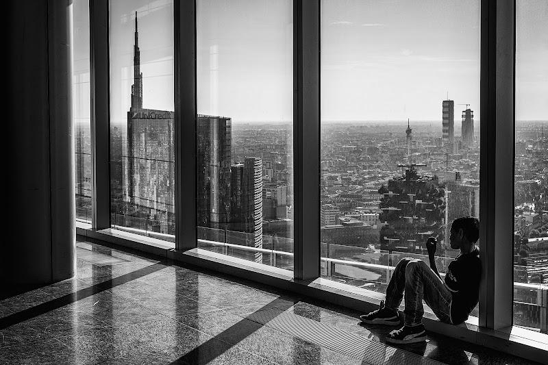 Il futuro, ormai, è qua di Sergio Locatelli