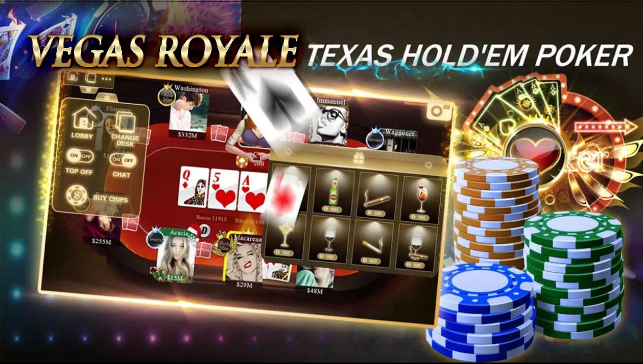 Vegas Royale Texas Holdem- screenshot
