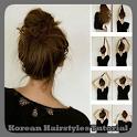 Korean Hairstyles Tutorial icon