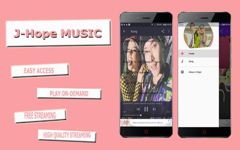 J-Hope (BTS) Chicken Noodle Soup (feat. Becky G) 2.0 Download Mod Apk 2