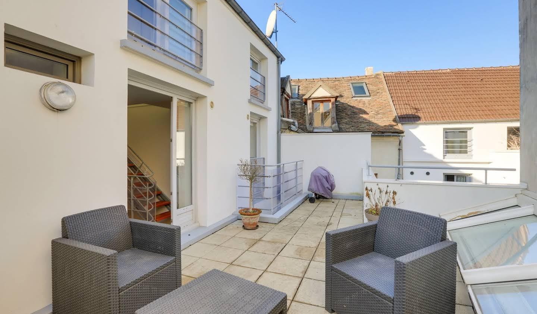 Appartement avec terrasse Chatillon
