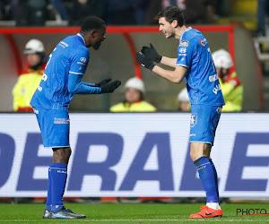 """Qui est le principal adversaire de Bruges maintenant? """"La Gantoise, ils ont la meilleure équipe hormis Bruges"""""""