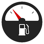 Fuelio: Gas log & costs icon