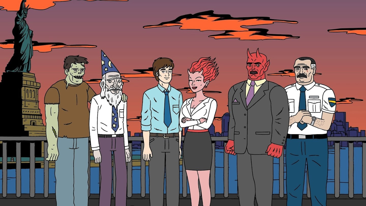 Watch Ugly Americans live