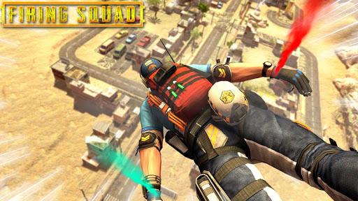 Critical Battleground Survival: Hot Firing Squad  captures d'écran 1