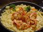 Asian Shrimp Noodle Skillet Recipe