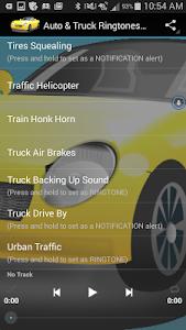 Auto & Truck Ringtones Sounds screenshot 5