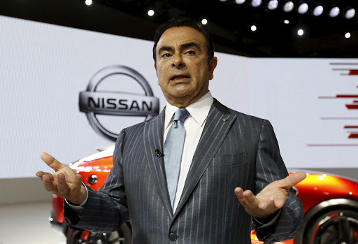 Carlos Ghosn. Picture: REUTERS