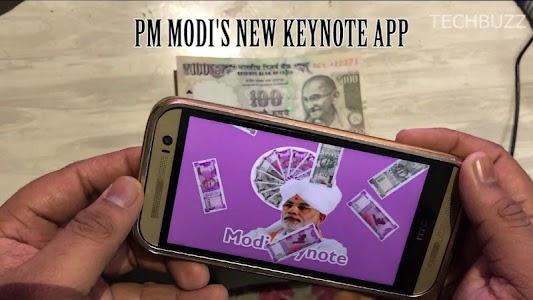 Modi Ki Note screenshot 1