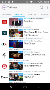 TVPlayer- screenshot thumbnail