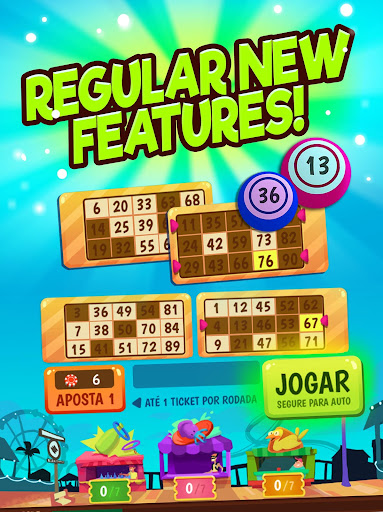 Praia Bingo - Bingo Games + Slot + Casino  screenshots 14