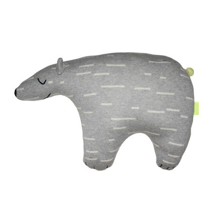 Polar bear Knut kudde