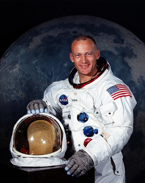 Photo: Edwin Buzz Aldrin Fotocredit: NASA