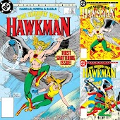 The Shadow War of Hawkman (1985)