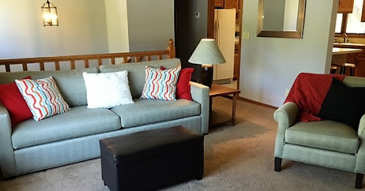 Occupied Home Staging - Young America, MN - May 2016