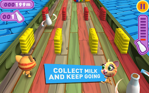 Racing Cat Runner: Speed Jam screenshot 5