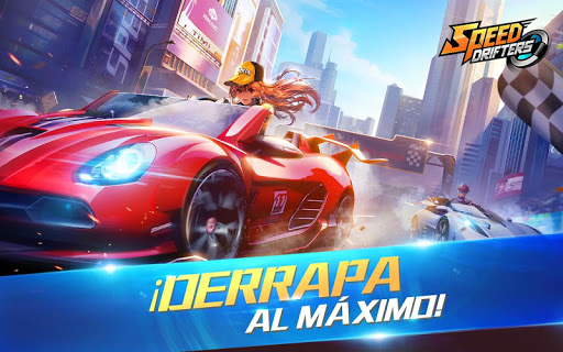 Garena Speed Drifters fond d'écran 1