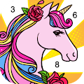 Pop Color  Coloring Pages APK