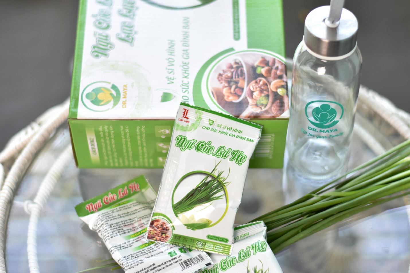 Công ty TNHH Sản xuất thương mại và Dịch vụ Secret Life ra mắt sản phẩm ngũ cốc lá hẹ lạc lạc – Nguồn dinh dưỡng từ thiên nhiên - Ảnh 3