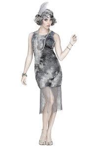 Zombieklänning, 20-tal