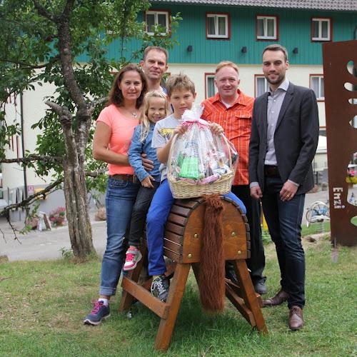 Interview Gewinnerfamilie des Kleinenzhofs