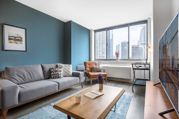 Luxury West 43rd street Apartment