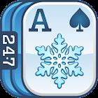 zzz-OLD Winter Solitaire icon