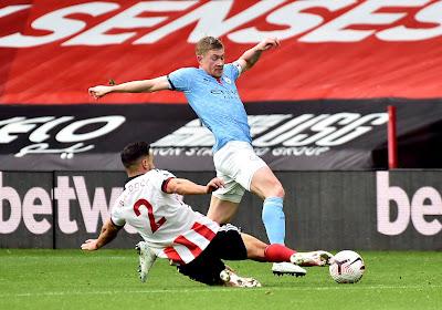 🎥 Kevin De Bruyne à l'assist, courte victoire de Manchester City