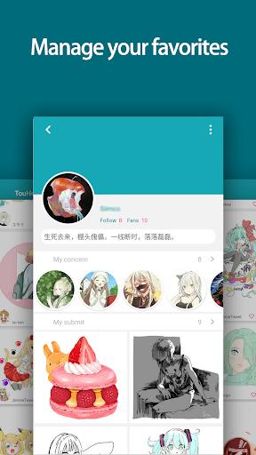 DrawShow: Anime Manga Tutorial 3.3.2.6 screenshots 7