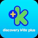Discovery Kids Plus - Desenhos animados e jogos icon