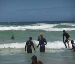 Learn To Surf Day # 3 : Surfers Corner