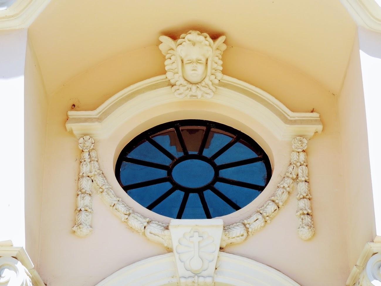 Kőszeg - Rózsafűzér királynője zárdatemplom
