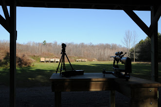 Photo: Rifle Bench 50 / 100 / 200 yd