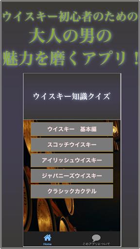 モテる男のウイスキーアプリ初級編 カクテル男子の必勝術