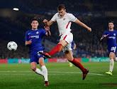 De Italiaanse commentator verloor het even bij de 2-2 van Dzeko tegen Chelsea